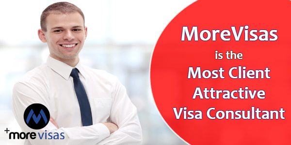 MoreVisas is the Most Client Attractive Visa Consultant